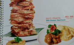 Roti Prata Malay Village